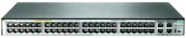 HPE OfficeConnect 1850 48G 4XGT PoE+ 370W Switch (JL173A)