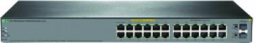 HPE OfficeConnect 1920S 24G 2SFP PPoE+ 185W Switch (JL384A)